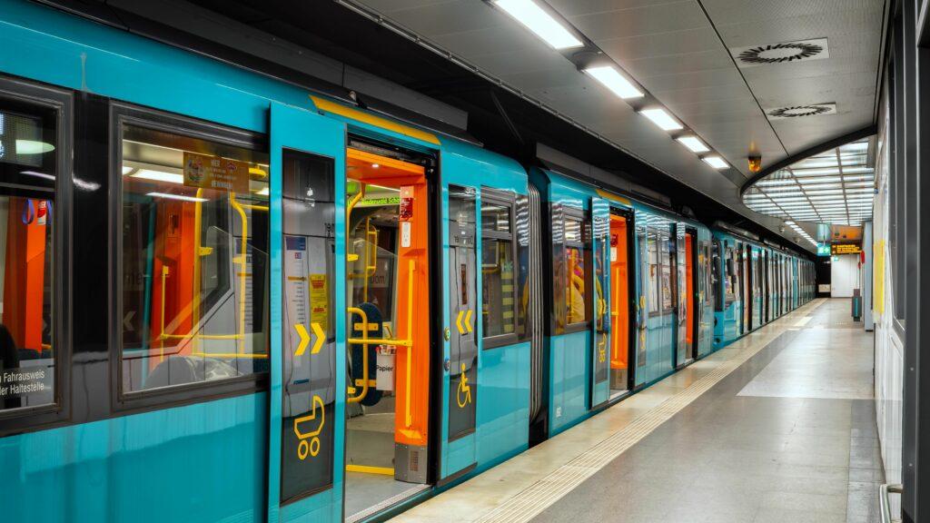 U-Bahn-Station Römer, Frankfurt am Main