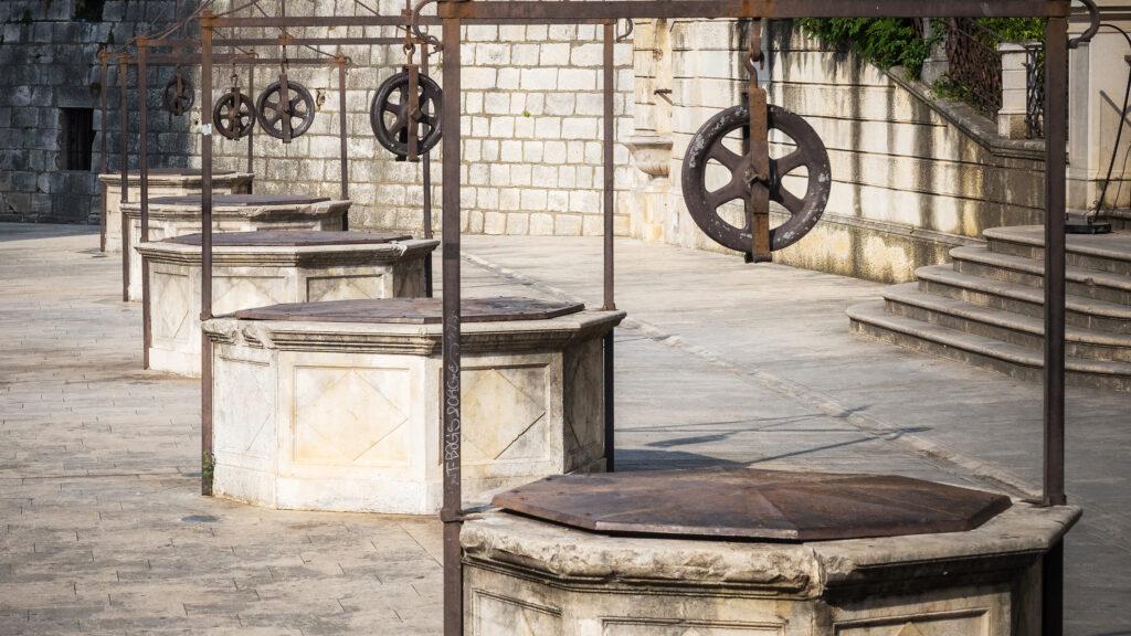 Trg pet bunara, Zadar/Croatia (Photo: Ewald Fröch – stock.adobe.com